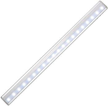 Oak Leaf 20-LED Rechargeable Wireless Motion Sensor Light