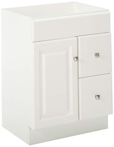 Design House 545004 Wyndham Ready-To-Assemble 1 Door/2 Drawe
