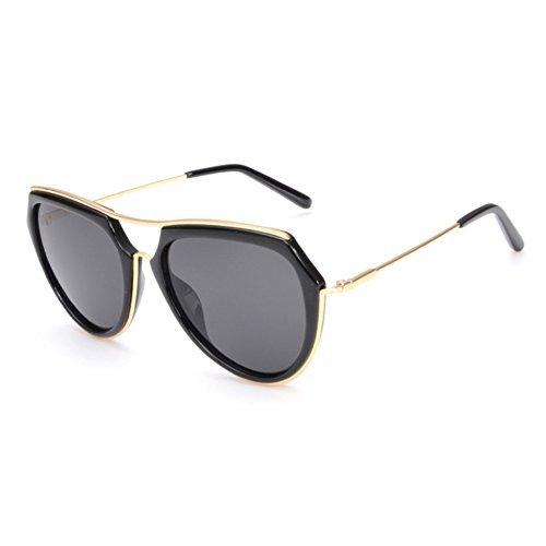 EYSHADE BSG800010C1 New Style PC Lens Fashion Women's Sunglasses,Plastic & Metal Frames - Gem Maui Sunglasses