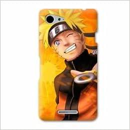 Amazon.com: Case Carcasa Sony Xperia M5 Manga - Naruto ...