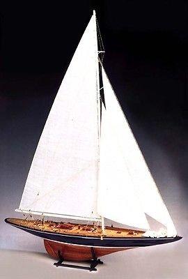 Endeavour Model Ship - 7