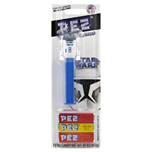 Pez C and y Inc C and y, Star Wars Clone, 0.87-Ounce (Pack of 6)