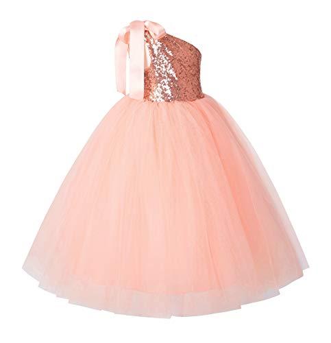 lder Sequin Tutu Flower Girl Dress Wedding Pageant Dresses Ball Gown Tutu Dresses 182 5 ()