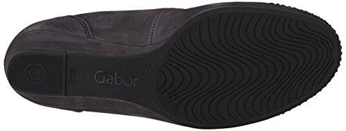 Gabor Shoes Comfort Sport 32.694 - Bailarinas Mujer Gris (Schwarz 49)