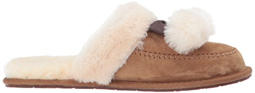UGG Woman Slipper Hafnir Chestnut