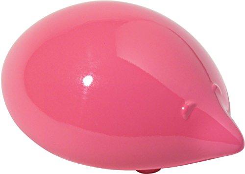 A di Alessi Dozi Paper Clip Holder, Pink