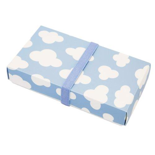 HO.H. flat lunch box O-BENTO SORA (Sora) M size LB-087-MSO (japan import)