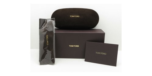 664689602933 - Tom Ford Leo 336 Wayfarer Leo  Havana Polarized carousel main 8