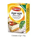 Ducros French Agar Powder Vegetable Gelatin