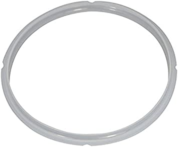 TWIN PACK Two Replacement Sealing Rings Compatible with Cuisinart Pressure Cooker Part CPC-SR600