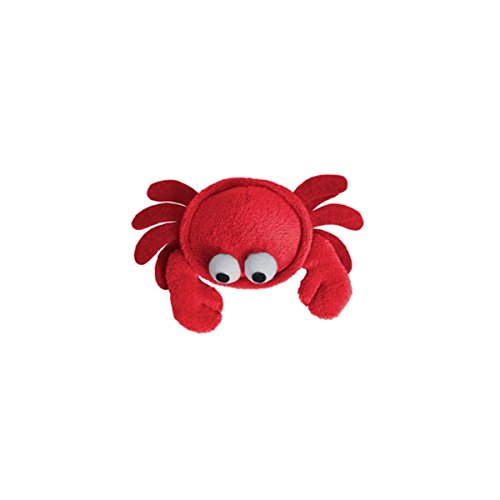 UPC 686644901585, Doggles Cat Toy, Sushi Crab Red