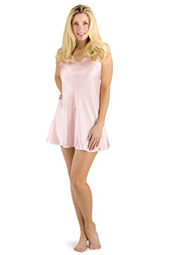 Fishers Finery Essential Mulberry Chemise