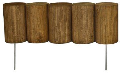 Log Fence - 6