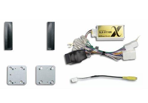 ビートソニック (Beat-Sonic) サウンドアダプター 映像入力ハーネスセット プリウス20系 SLX-V110R B00I3UUW2A