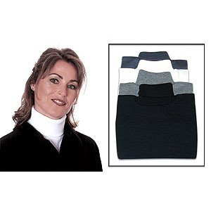 Faux Turtlenecks - Knit Dickey Winter Accessories (Set of 4),Assorted color,one size