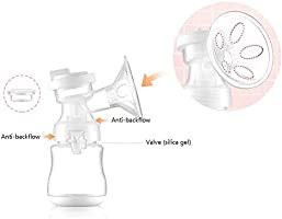 Amazon.com : Electric Breast Pump, for Breast Milk Suck and ...