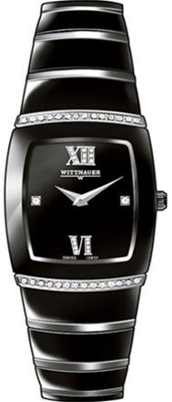 Wittnauer Ceramic Women's Quartz Watch (Womens Wittnauer Ceramic Watch)