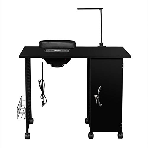 The 10 best portable nail table with dust collector 2020