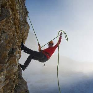 Wandern Schutzl/änge 10m 20m 30m 8mm Statisches Kletterseil zum Klettern Feuerleiter Gonex Statisches Kletterseil