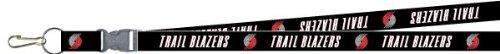 NCAA Portland Trail Blazers NBA-LN-095-27 Team Lanyard, One Size, Multicolor