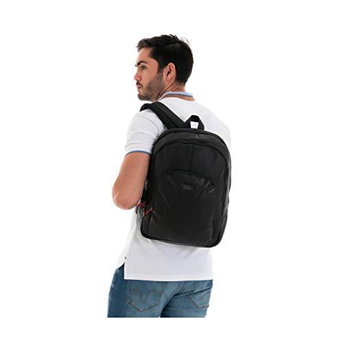 Amazon.com: Velez Colombian Mens Genuine Leather Backpack Bolsos Hombres Cuero Colombiano Black: Shoes