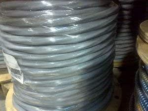 225/' 4-4-4-6 Aluminum SER Service Entrance Cable Gray 600V