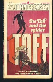 book cover of The Toff and the Spider