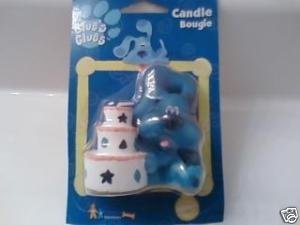 Blue's Clue's Birthday Candle Wilton by NICK JR.
