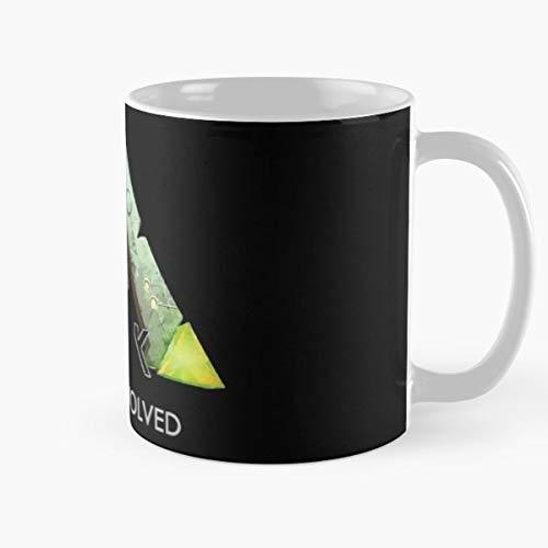 Bestes 11 Unze-Keramik-Kaffeetasse Geschenk Ark Survive Survival Evolved