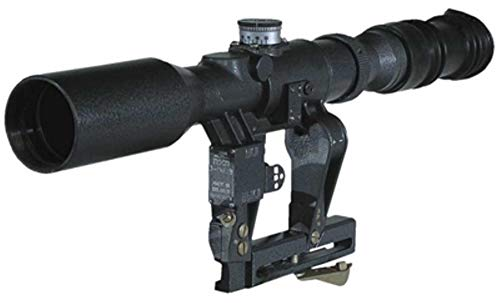 POSP Riflescope 8x42V Russian with AK Mount