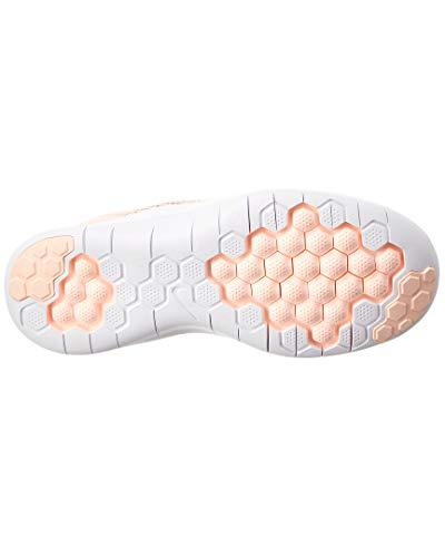 Femme pink Multicolore Basses Sneakers white 001 Nike Rn Tint Wmnsflex crimson 2018 Tint wnOq1vXWY