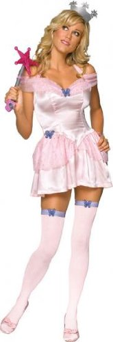 [Glinda the Good Witch Costume - X-Small - Dress Size 2-6] (Adult Glinda Costumes)