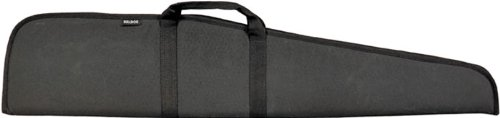Bulldog Cases Economy Black Scoped Rifle Case with Black Trim (48-Inch)