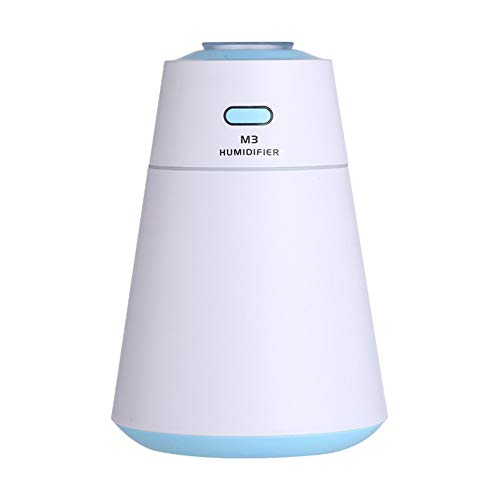 WitMoving Cool Air Humidifier USB Rechargable Ultrasonic Mist Whisper-Quite For Babies and Bedroom by WitMoving (Image #7)