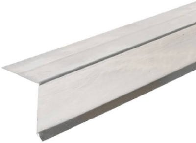 Amerimax Home Products 5600400120 C3 Standard Galvanized Drip Edge, 10 ft. - Pack of 50 (Roofing Edge Drip)