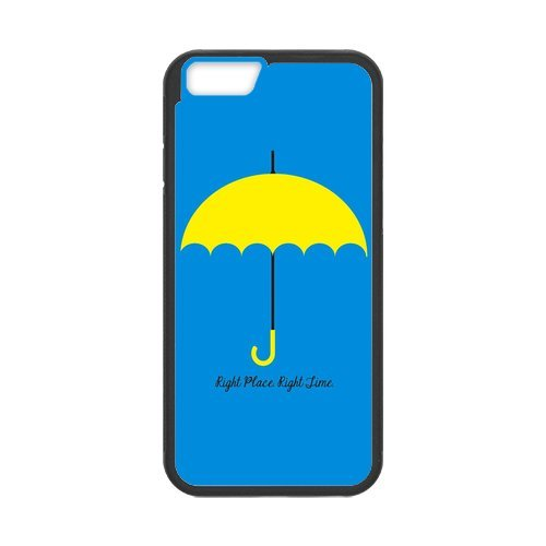 Fayruz- Personalized Protective Hard Textured Rubber Coated Cell Phone Case Cover Compatible with iPhone 6 & iPhone 6S - How I Met Your Mother F-i5G859