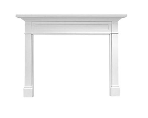 (Outdoor Lifestyles AFRHMPC Roxborough Flush Mantel - Primed MDF)