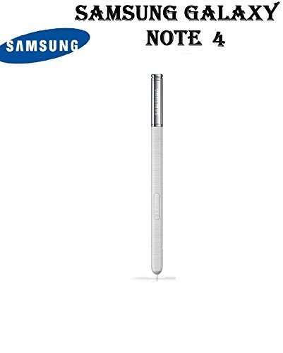 Original Samsung Galaxy Note 4 white Touch Stylus S Pen Replacement new ~ USA (Bulk Packaging) Replacement Stylus Pen