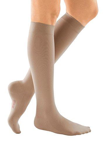 mediven Comfort 30-40 mmHg Calf High Closed Toe [並行輸入品] B07QS4Q9CQ