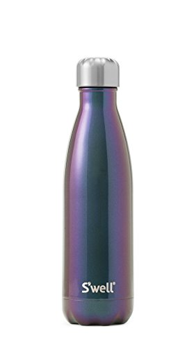 S'well Vacuum Insulated Stainless Steel Water Bottle, Double Wall, 17 oz, Supernova