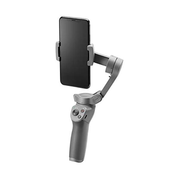 DJI Osmo Mobile 3 Handheld Smartphone Gimbal (Grey) 1
