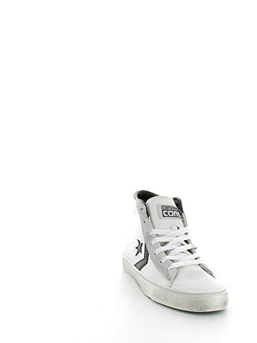 Sneakers Mehrfarbig Converse White Turtledove Unisex Erwachsene Star Pro Leather Black Mid 107 Lifestyle 0YBq04