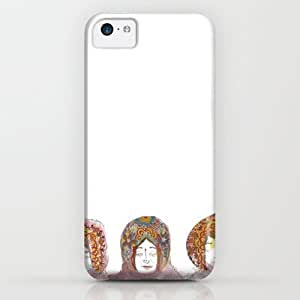 Society6 - Nesting Doll Flower Women iPhone & iPod Case by BeeBook wangjiang maoyi