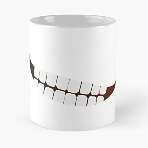 Jeff Killer Death Creepy Gift Ceramic Novelty Cup 11 Oz (Go To Sleep Jeff The Killer Story)