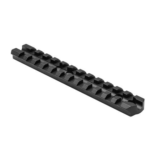 NcSTAR Mossberg 500/590 Shotgun Receiver Rail Mount, Black, Picatinny MSHRCVMOS (Shotgun Receiver Rail)