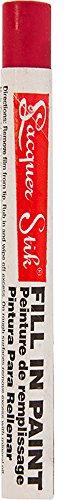 Lacquer-Stik Paintstick, Red - 051122