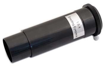 TSELR1 TS Optics Umkehrlinse Aufrichtlinse 1,5x 1,25 f/ür Refraktor Teleskope