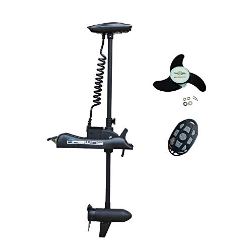 - HASWING Trolling Motor For Boat Fishing - Cayman B 12V 55LB 54