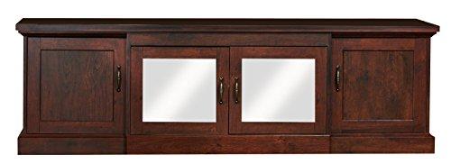 "HOMES: Inside + Out YNJ-1451-6 Wasser TV Stand Vintage Walnut 68"""