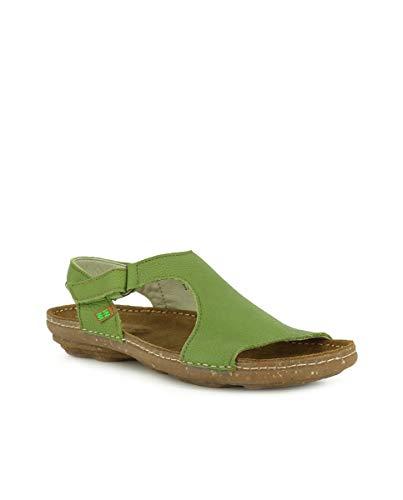torcal Sandales Vert Grain Femme Soft El Élastique Green N309 Naturalista 8xqXOfw1